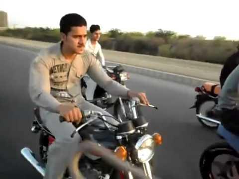 Pakistani Bike Rider   Amazing Talent