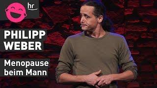 Philipp Weber über Pubertät, Libidoverlust und Schrumpfhoden