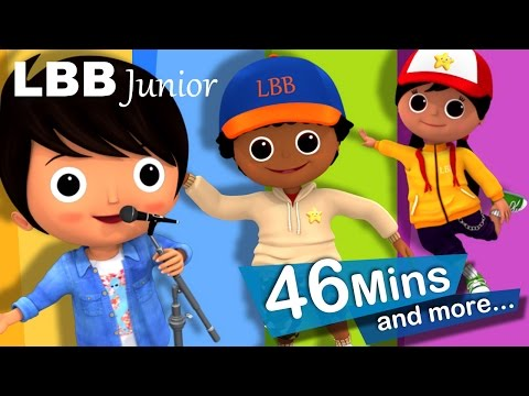 Dancing Song | And Lots More Original Songs | From LBB Junior!