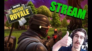TRYING TO GET MY FIRST FORTNITE SOLO WIN!! | FORTNITE STREAM!