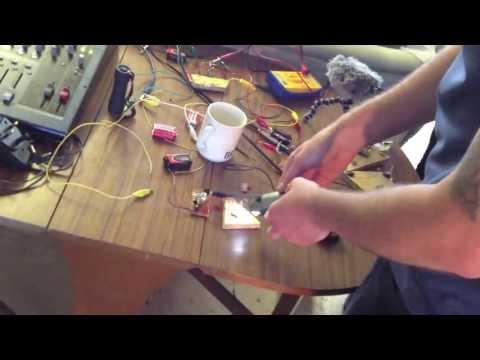 Derelict Electronics - a workshop with Ryan Jordan