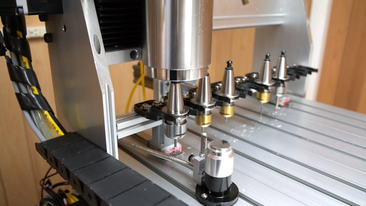 New Arrival 1.5kw ER11 luftgekühlter Spindelmotor Frässpindel Fur CNC Milling