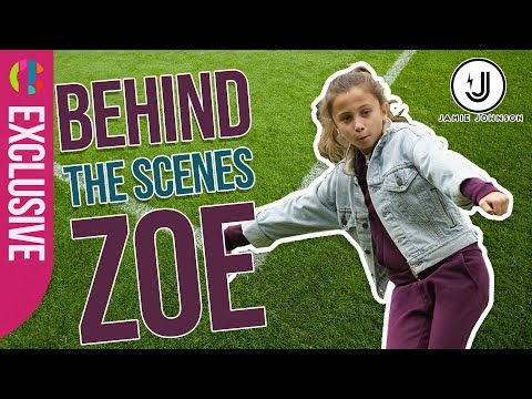 Jamie Johnson | Zoe Behind The Scenes