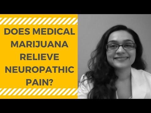 Medical Marijuana for Neuropathy (Nerve Pain)
