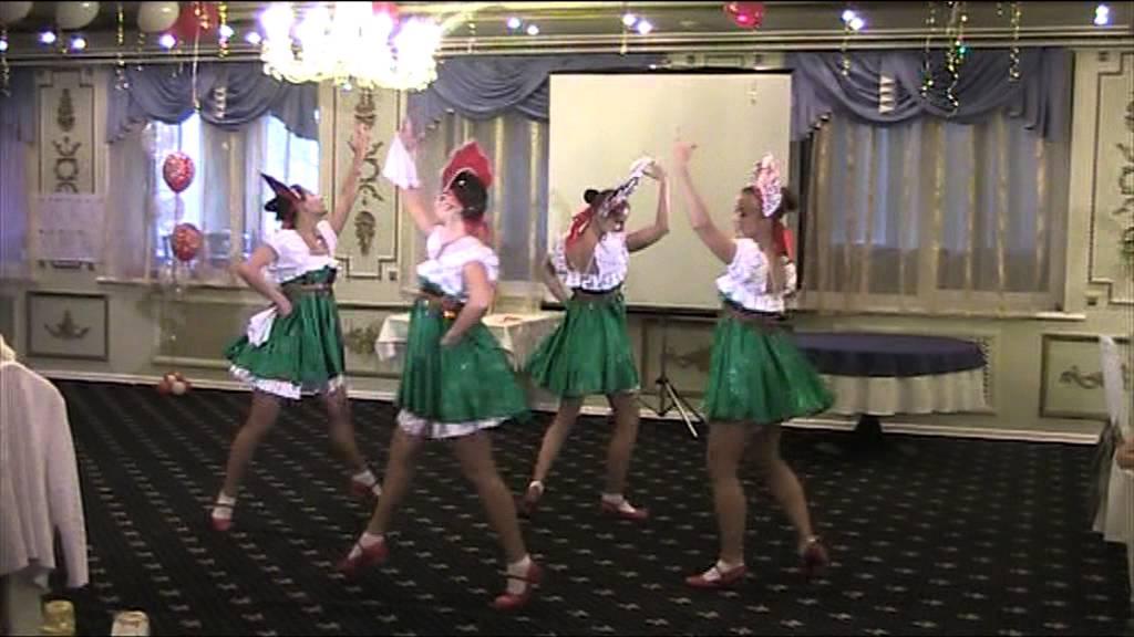 Смотреть танец вдруг как в сказке скрипнула дверь