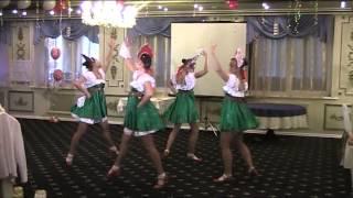 Счастье вдруг, народный стилизованный танец