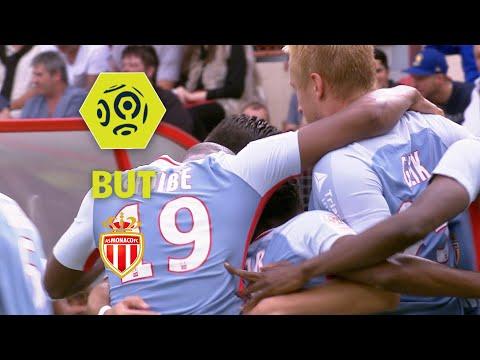 But Radamel FALCAO (3') / Dijon FCO - AS Monaco (1-4)  / 2017-18