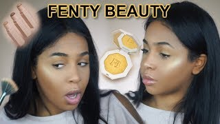 JE TESTE FENTY BEAUTY BY RIHANNA : ARNAQUE OR NAH ?