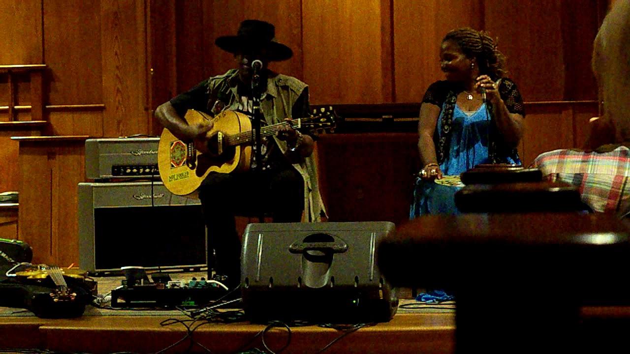 Tomi Martin and Trina Meade - \