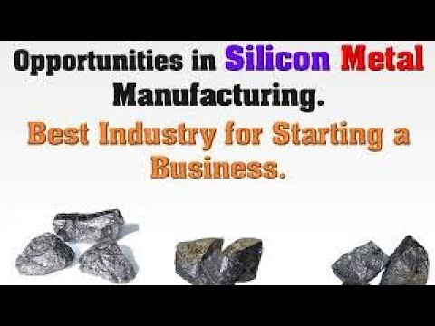 Opportunities in Silicon Metal Manufacturing