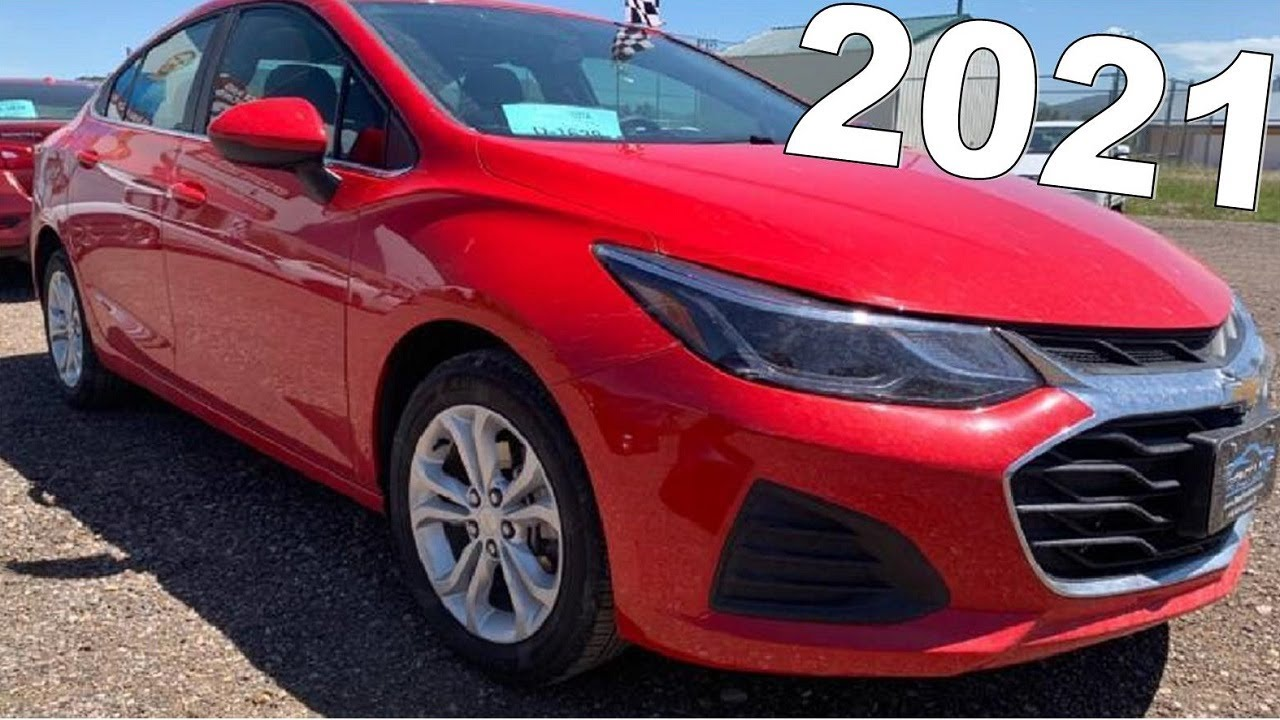 2021 Chevrolet Cruze Speed Test