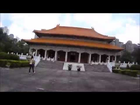 Taichung Confucius Temple Walk Around