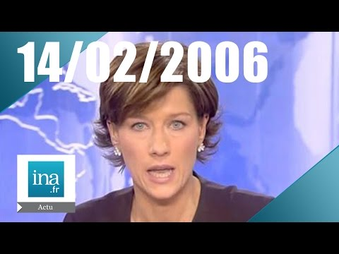 20h France 2 du 14 février 2006 - Grippe aviaire en France | Archive INA