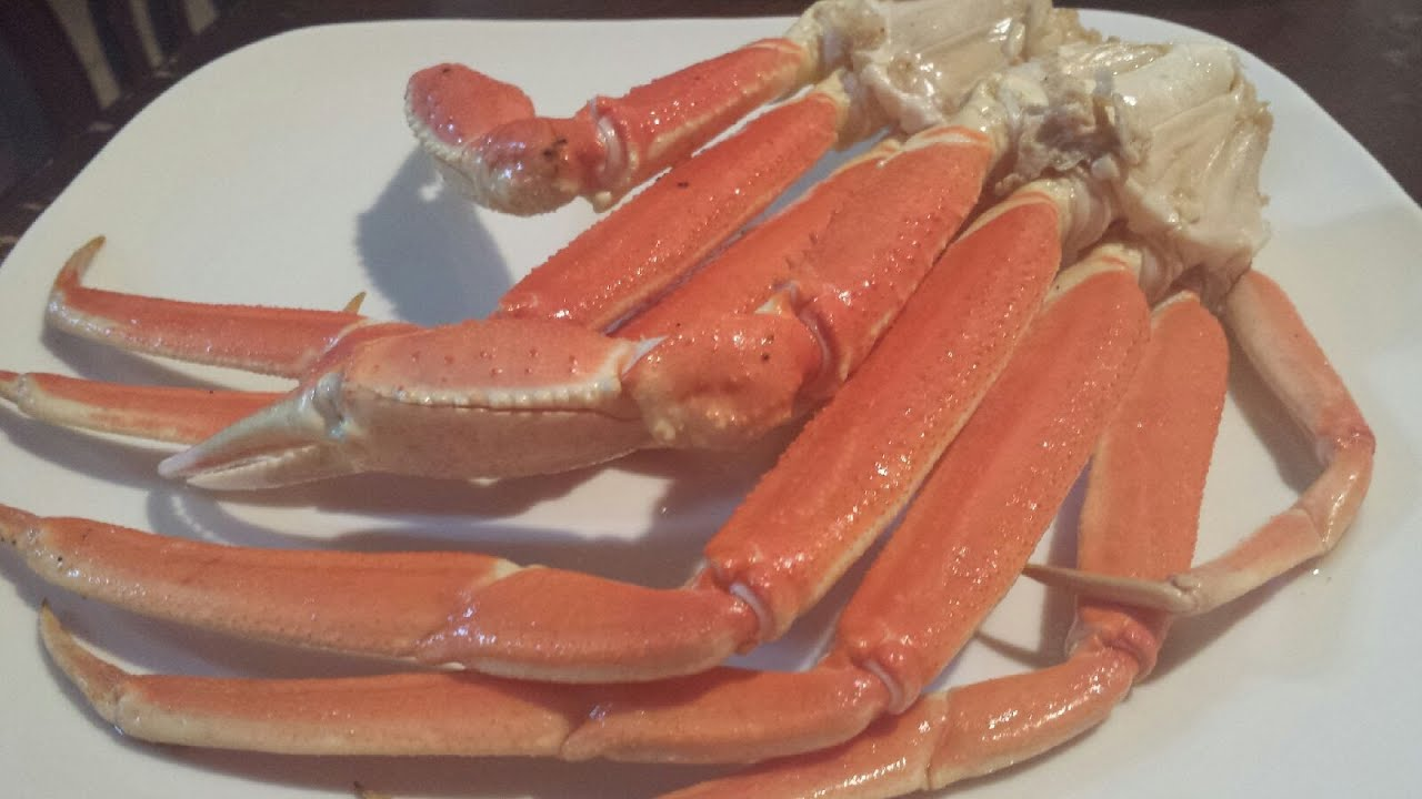 snow crab legs with puerto rican flavor youtube