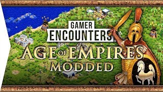 Age of Empires 1 ► True Definitive Edition Gameplay? - 5th Legacy Mod - [Gamer Encounters]