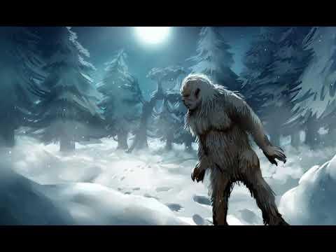 Дело группы Дятлова 22 Поиски снежного человека. Генезис и антропология йети