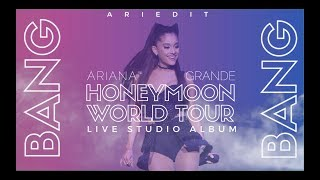 Download Ariana Grande - Bang Bang (Live Studio Version w/ Note Changes) (The Honeymoon Tour) Mp3 and Videos