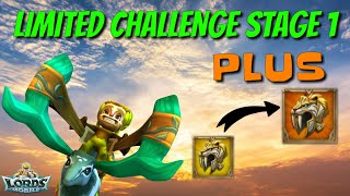 Limited Challenge Stage 1 Grove Guardian - Lords Mobile