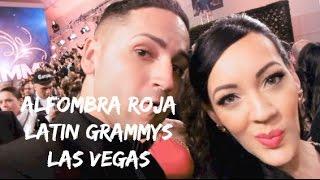 Alfombra Roja, L'oreal, Latin Grammy, PitBull, Univision y mas Thumbnail