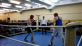 Открытое первенство МАИ по боксу