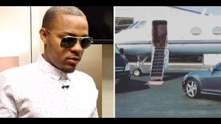 Bow Wow Tried to Flex like he was Flying via Private Jet to NYC.. Turns out he Was on Delta Airlines