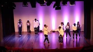 ISA Cultural Night 2017 - Finale Dance