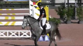 Video of AZZAM ridden by RICHARD SPOONER from ShowNet!