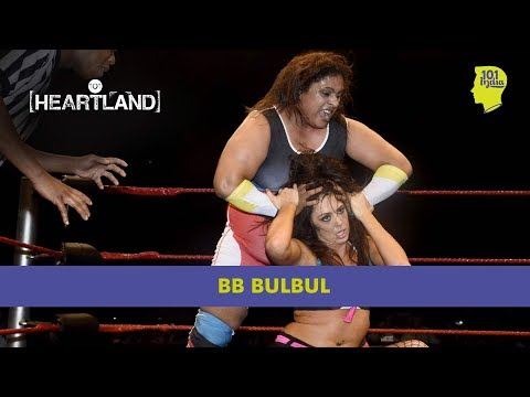 BB Bulbul: India's 1st Female Pro-Wrestler | Unique Stories From India