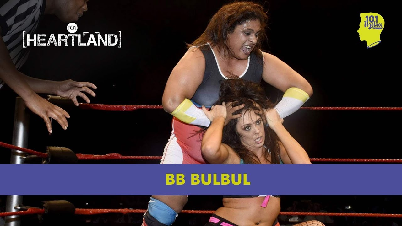 07088095b0a5 BB Bulbul: India's 1st Female Pro-Wrestler | Unique Stories From India