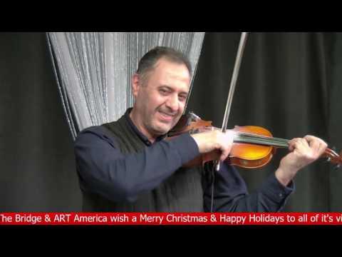 The Bridge ART Episode 95 Part 4 - Syrian Singer Wajde Ayub