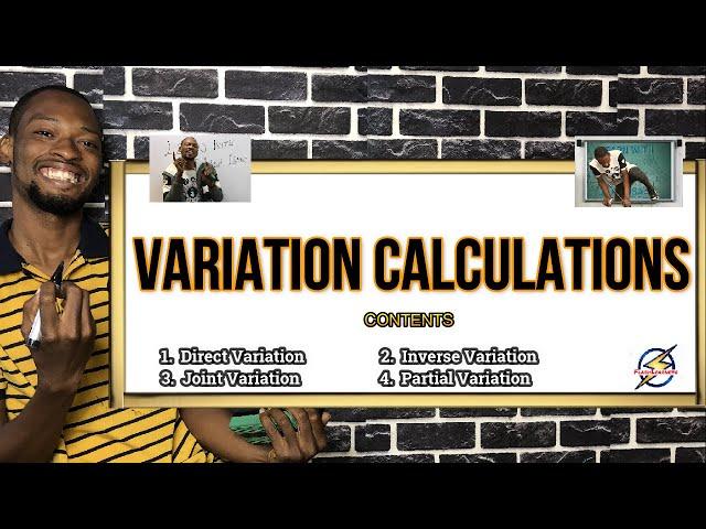 Variation For Schools, Jamb And Waec Pt. 2