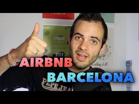 IS AIRBNB BANNED IN BARCELONA? AIRBNB BARCELONA REVIEW #186