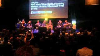 Skrillex talks major labels trying to buy OWSLA @ ADE 2015