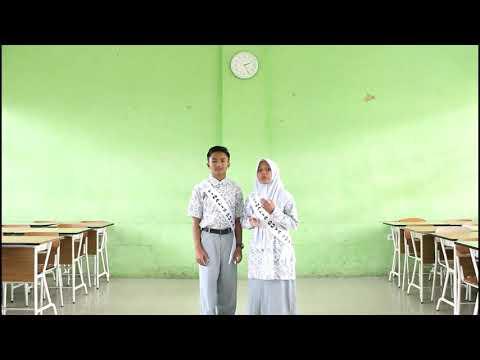 Finalis Duta SMK-SMAK Padang Generasi Ke III Pasangan No1