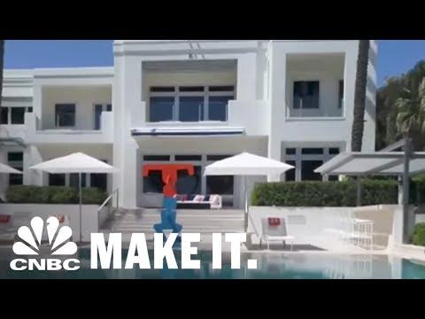 Tommy Hilfiger's $27.5 Million Miami Mansion | CNBC Make It.