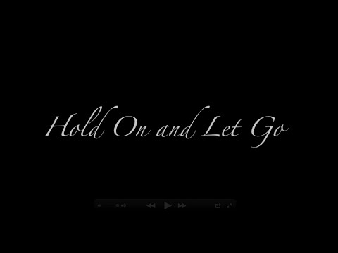 let go to hold on Every day you choose to hold on to the pain is another day everybody around you has to live with that decision and feel its consequences  let go of the pain.