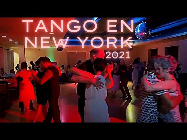 Tango en New York 2021-06-19, La Misteriosa milonga de Helen Wang, Bayside Queens