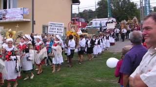 Dożynki województwa małopolskiego2012