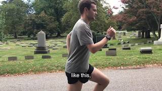 Uphill Running Tips - 5k-Race to Die For