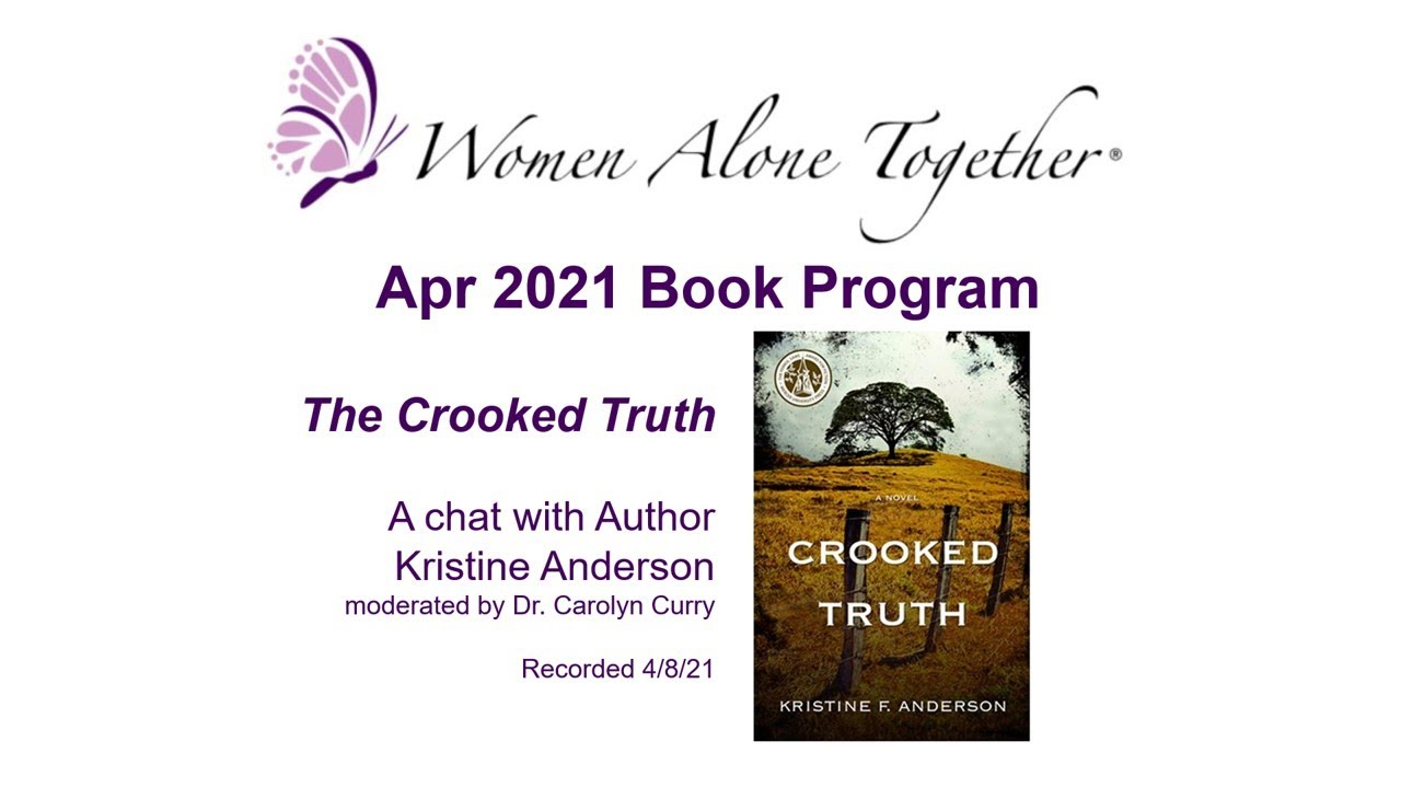 Apr 2021 Book Program - The Crooked Truth