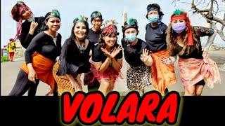 VOLARA Dance - Line Dance | Tarian Natu Sumba | Choreo : Heru Tian & Erni Jasin| 2021| Demo by M2LD