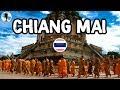 Les #temples et les moines #Bouddhistes de CHIANG MAI - #Thaïlande ⎢VLOG #3