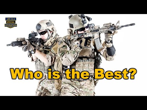Which Special Operations Force (SOF) Is The Best?