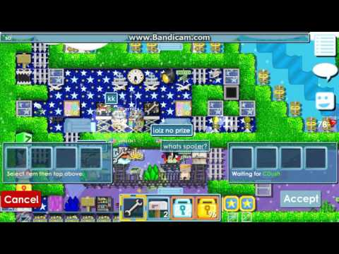 Growtopia buying parkour world