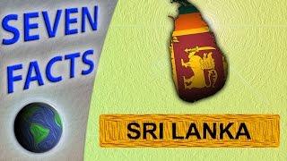 7 Facts about Sri Lanka