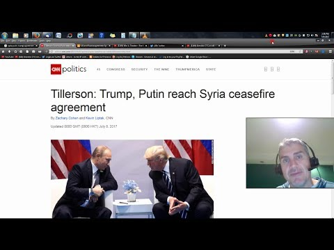 Important Update - Court Case, Putin, Trump & Syrian Cease-Fire - Brendon O'Connell