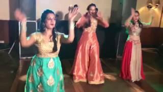 Punjabi wedding 2016 , Punjabi boliyan+ kala chashma + nachde ne saare