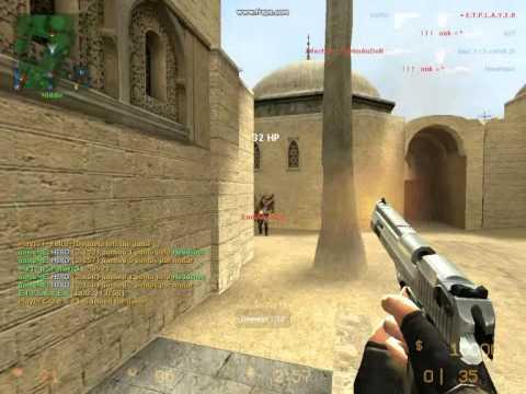 Counter-Strike Source - Hiro - Desert Eagle .50AE - YouTube