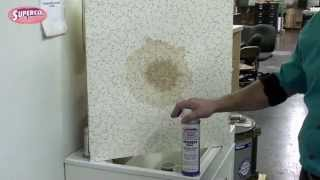 ACOUSTA is a three in one stain killer that seals and undercoats. F...