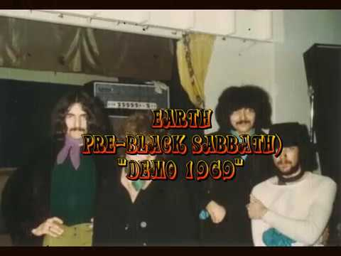 Earth (Pre-Black Sabbath) - Demo 1969